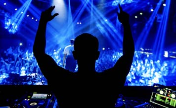 nightlife and club dj services